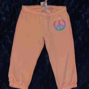 Vintage VS PINK Capri Sweatpants